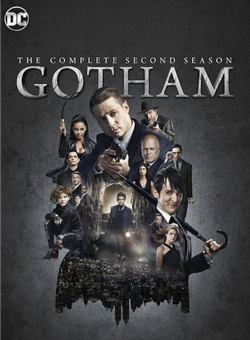 Gotham: The Complete Second Season (2015) (THNR14) - Anthology Ottawa