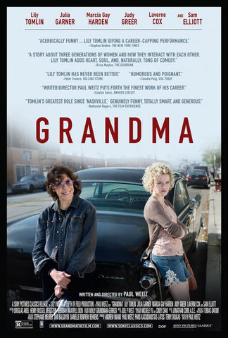 Grandma (2015) (HNR) - Anthology Ottawa