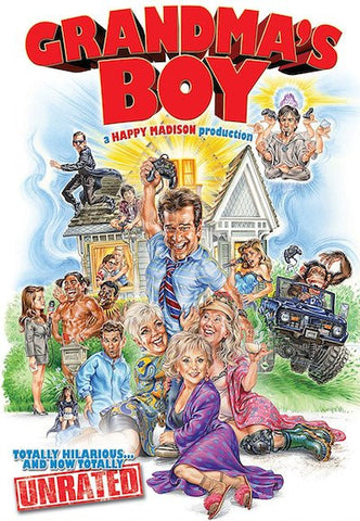 Grandma's Boy (2006) (C) - Anthology Ottawa