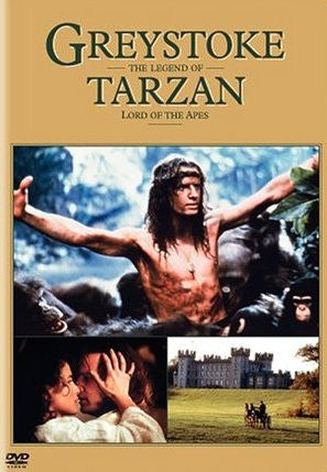 Greystoke: The Legend of Tarzan Lord of the Apes (1984) (C) - Anthology Ottawa