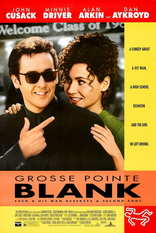 Grosse Pointe Blank (1997) (C) - Anthology Ottawa