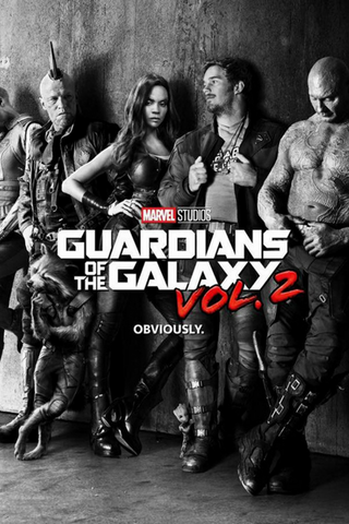 Guardians of the Galaxy: Vol. 2 (2017) (HNR) - Anthology Ottawa