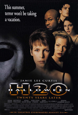 Halloween H20: Twenty Years Later (1998) (C) - Anthology Ottawa