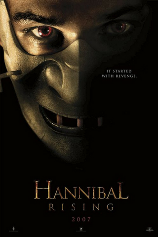 Hannibal Rising (2007) (C) - Anthology Ottawa