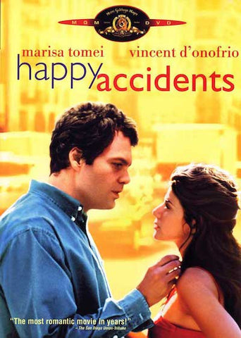 Happy Accidents (2000) (SC) - Anthology Ottawa