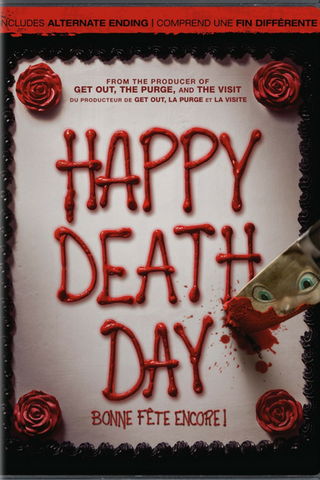 Happy Death Day (2017) (HNR) - Anthology Ottawa