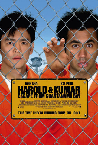 Harold & Kumar: Escape From Guantanamo Bay (2008) (C) - Anthology Ottawa