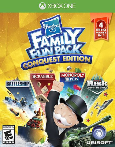 Hasbro Family Fun Pack: Conquest Edition (2016) XB1 (GHNR) - Anthology Ottawa
