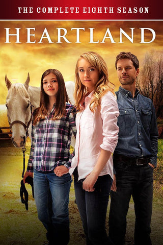 Heartland: The Complete Eighth Season (2014) (TNR14) - Anthology Ottawa