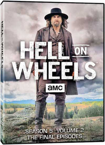 Hell on Wheels: Season 5 Volume 2 - The Final Episodes (2015) (THNR) - Anthology Ottawa