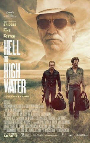 Hell or High Water (2016) (HNR) - Anthology Ottawa