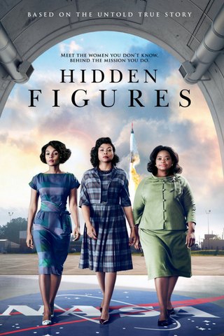 Hidden Figures (2016) (HNR) - Anthology Ottawa