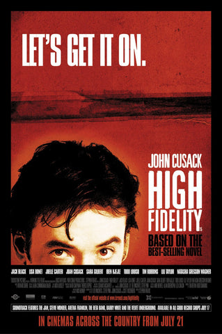 High Fidelity (2000) (C) - Anthology Ottawa
