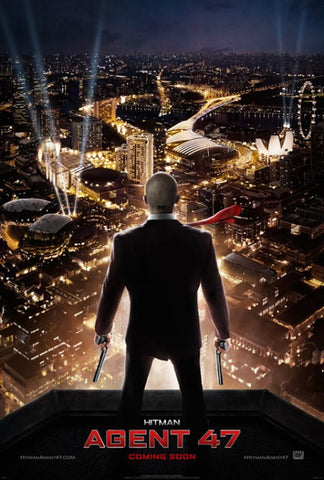 Hitman: Agent 47 (2015) (HNR) - Anthology Ottawa