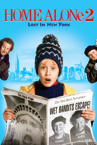 Home Alone 2: Lost In New York (1992) (C) - Anthology Ottawa