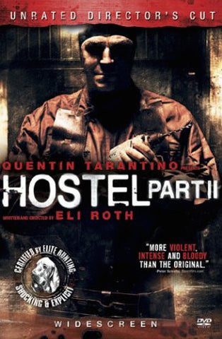 Hostel Part II (2007) (SC) - Anthology Ottawa