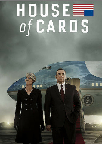 House of Cards: The Complete Third Season (2015) (TNR) - Anthology Ottawa