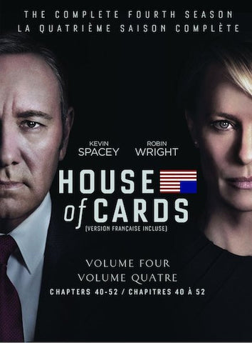 House of Cards: The Complete Fourth Season (2016) (THNR) - Anthology Ottawa