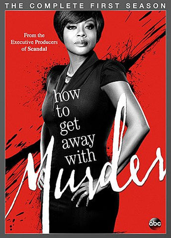 How To Get Away With Murder: The Complete First Season (2014) (TNR) - Anthology Ottawa