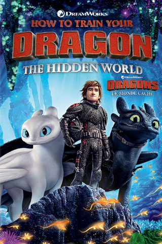 How To Train Your Dragon: The Hidden World (2019) (HNR)