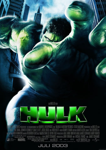 Hulk (2003) (C) - Anthology Ottawa