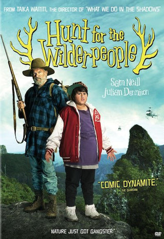 Hunt For The Wilderpeople (2016) (HNR) - Anthology Ottawa