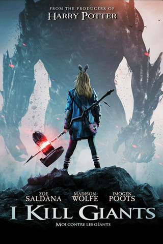 I Kill Giants (2017) (HNR)