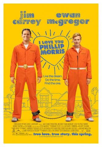 I Love You Phillip Morris (2009) (C) - Anthology Ottawa