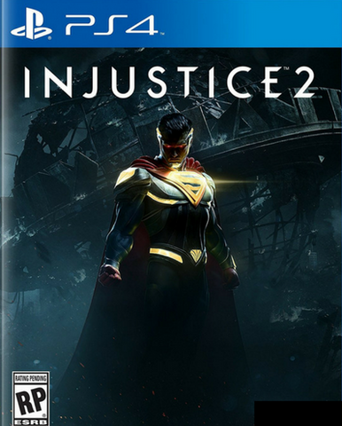 Injustice 2 (2017) PS4 (GHNR)