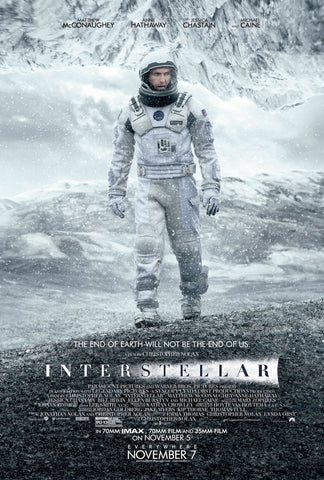 Interstellar (2014) (7NR) - Anthology Ottawa