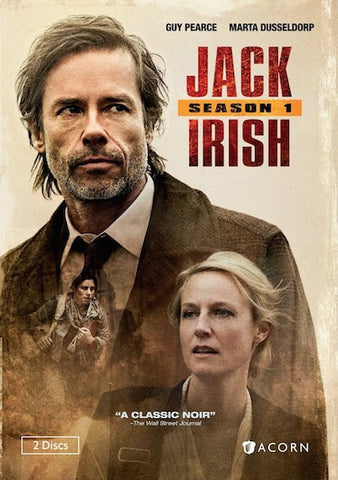 Jack Irish: Season 1 (2016) (THNR) - Anthology Ottawa
