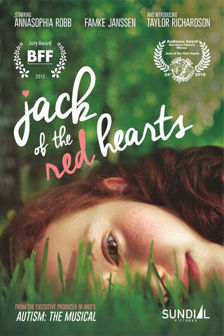 Jack of the Red Hearts (2015) (HNR) - Anthology Ottawa