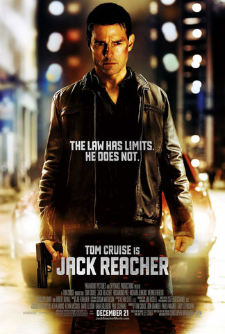 Jack Reacher (2012) (C) - Anthology Ottawa