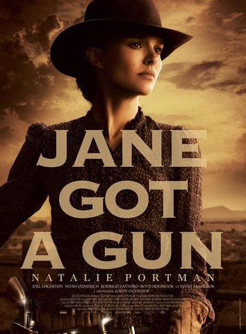 Jane Got A Gun (2016) (HNR) - Anthology Ottawa