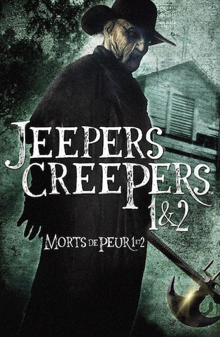 Jeepers Creepers 1 & 2 (2001-2003) (SC) - Anthology Ottawa