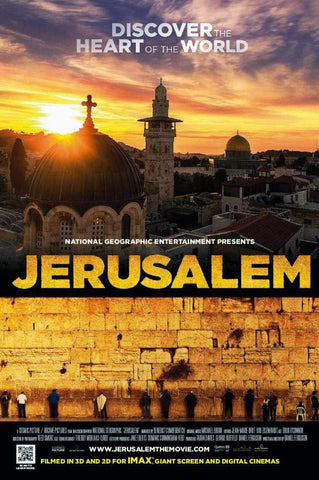 Jerusalem (2013) (HNR) - Anthology Ottawa