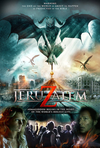 Jeruzalem (2015) (HNR) - Anthology Ottawa
