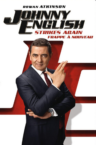 Johnny English Strikes Again (2018) (HNR)