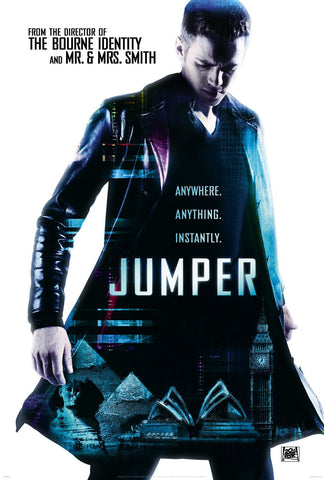 Jumper (2008) (C) - Anthology Ottawa