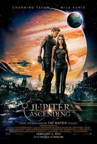 Jupiter Ascending (2015) (7NR) - Anthology Ottawa