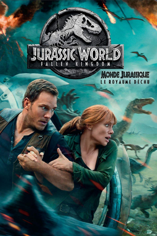 Jurassic World: Fallen Kingdom (2018) (HNR)