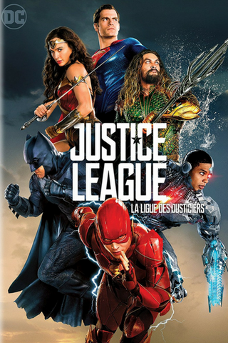 Justice League (2017) (HNR) - Anthology Ottawa