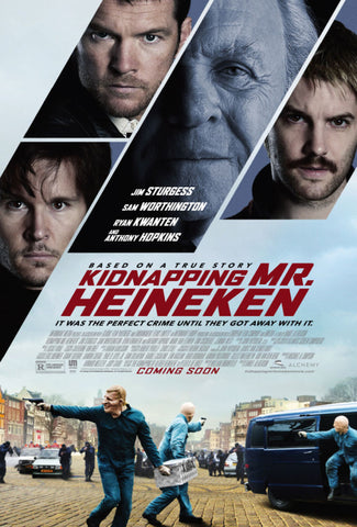Kidnapping Mr. Heineken (2015) (7NR) - Anthology Ottawa