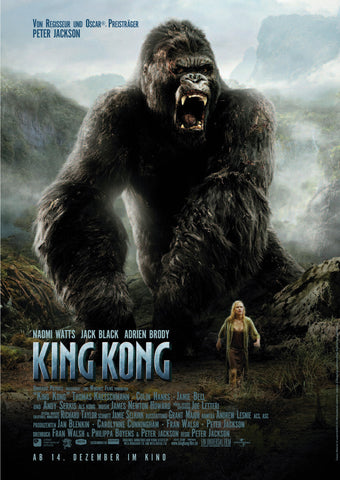King Kong (2005) (C) - Anthology Ottawa