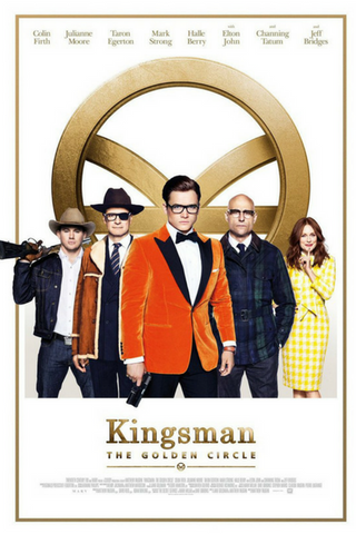 Kingsman: The Golden Circle (2017) (HNR) - Anthology Ottawa