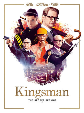Kingsman: The Secret Service (2014) (7NR) - Anthology Ottawa