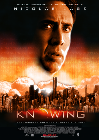 Knowing (2009) (C) - Anthology Ottawa