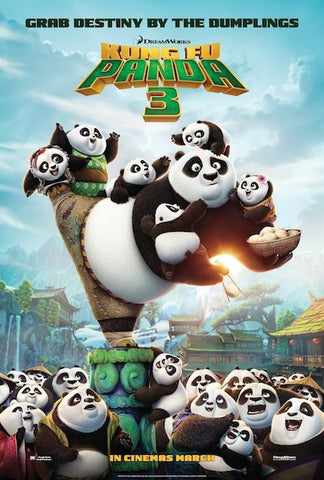 Kung Fu Panda 3 (2016) (HNR) - Anthology Ottawa