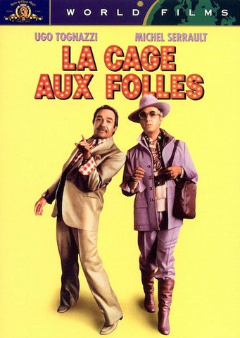 La Cage Aux Folles (1978) (IC) - Anthology Ottawa