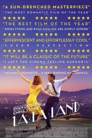 La La Land (2016) (HNR) - Anthology Ottawa